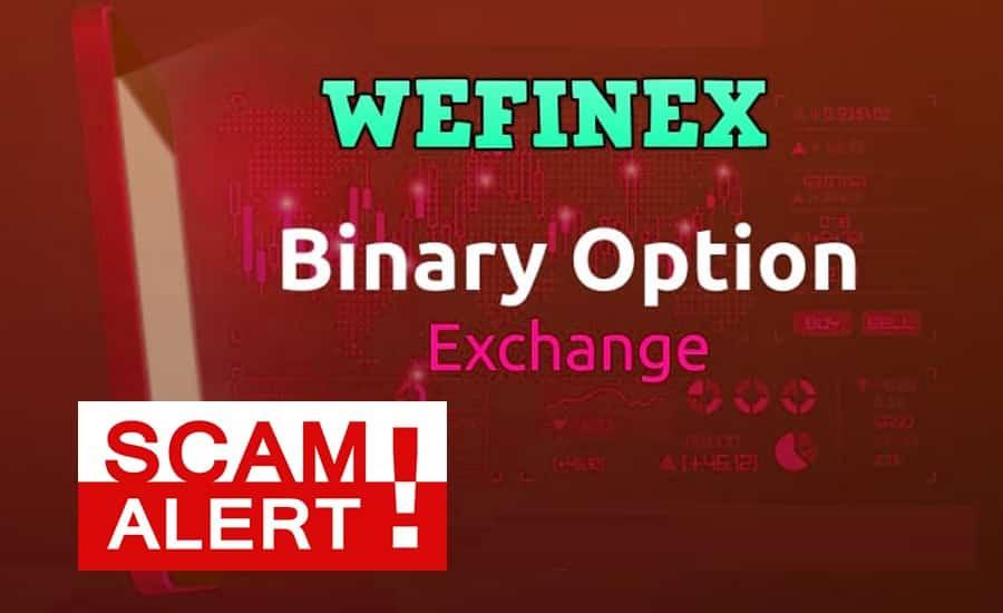 Wefinex là gì? Có lừa đảo không? Chơi trade BO trên sàn WinsBO, Kiếm tiền với Wefinex có dễ dàng ?